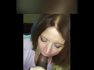 MILF being BLACKED for the first time