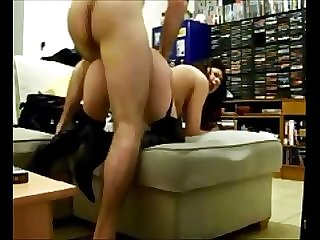 French milf on real homemade
